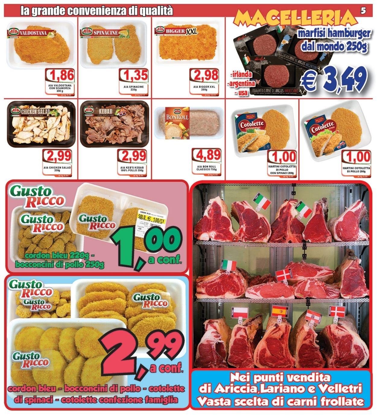 Volantino Top Supermercati - Offerte 28/08-08/09/2020 (Pagina 5)