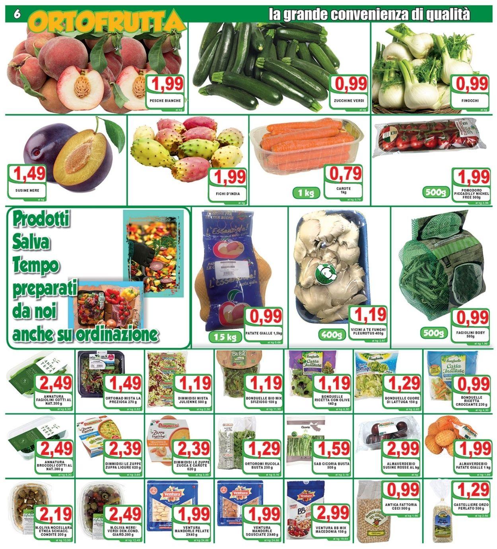 Volantino Top Supermercati - Offerte 28/08-08/09/2020 (Pagina 6)