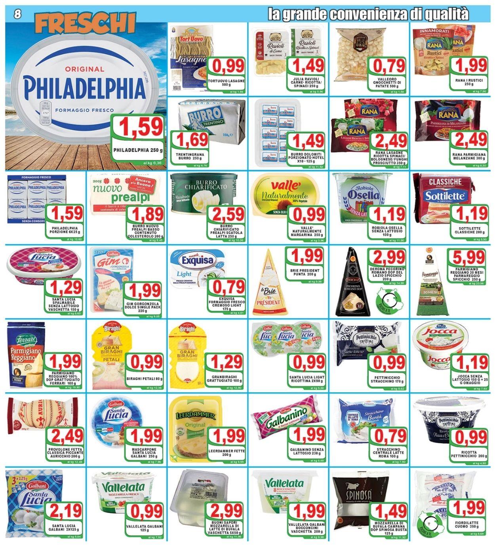 Volantino Top Supermercati - Offerte 28/08-08/09/2020 (Pagina 8)