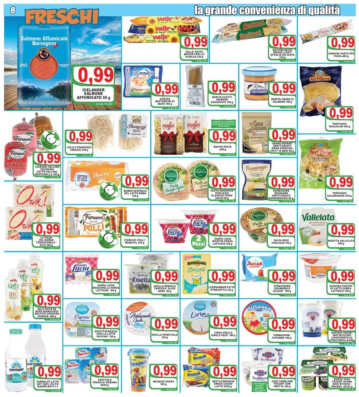 Volantino Top Supermercati - Offerte 09/09-17/09/2020 (Pagina 8)