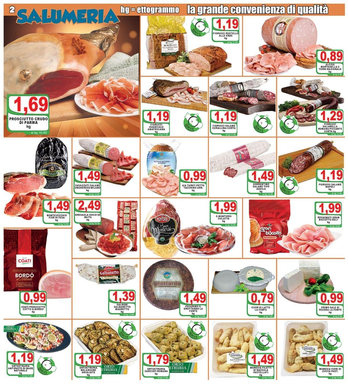 Volantino Top Supermercati - Offerte 18/09-29/09/2020 (Pagina 2)