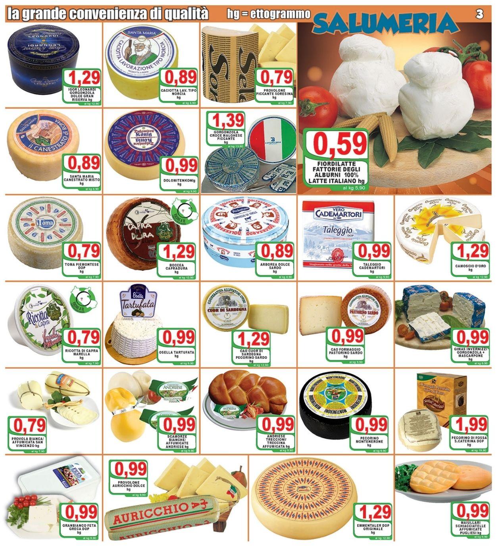 Volantino Top Supermercati - Offerte 18/09-29/09/2020 (Pagina 3)