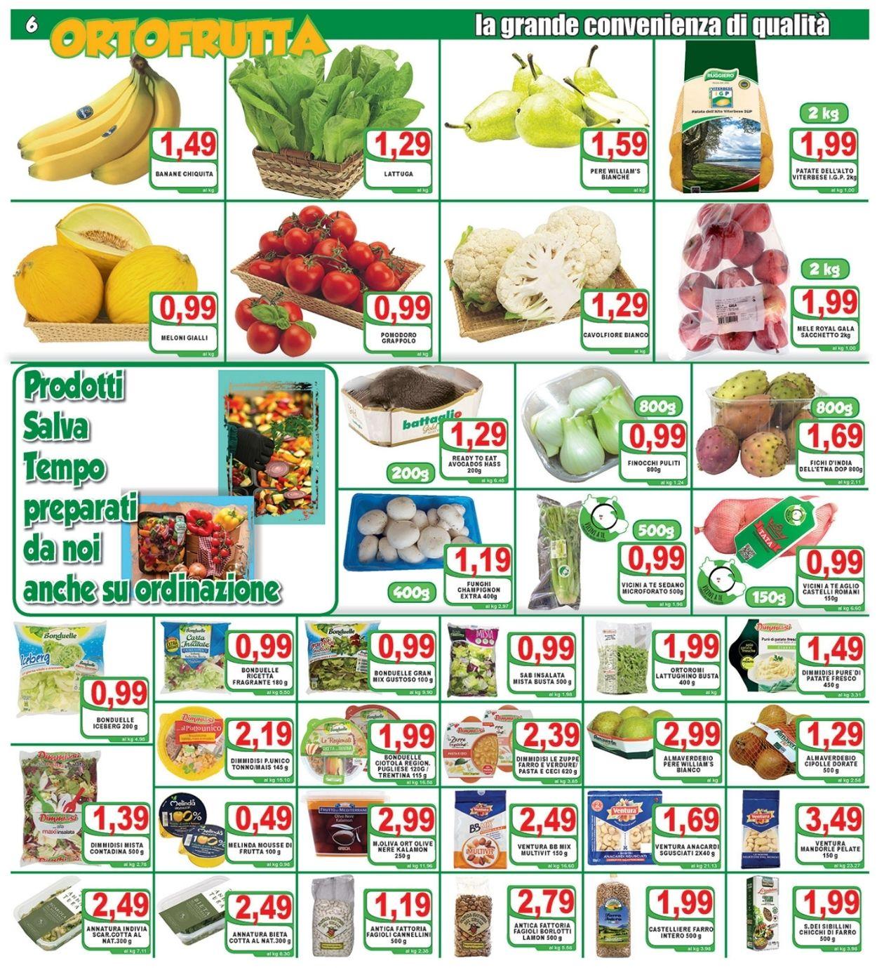 Volantino Top Supermercati - Offerte 18/09-29/09/2020 (Pagina 6)