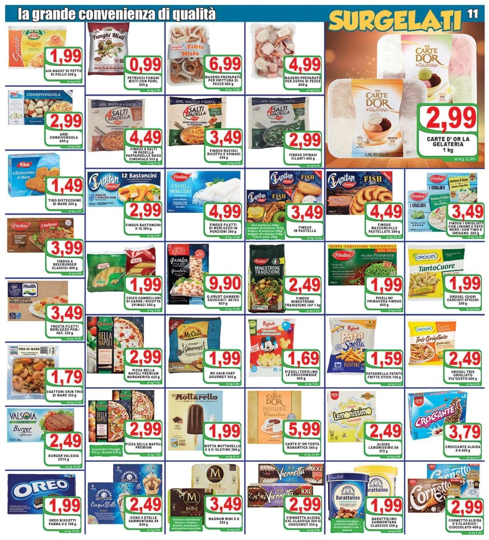 Volantino Top Supermercati - Offerte 18/09-29/09/2020 (Pagina 11)