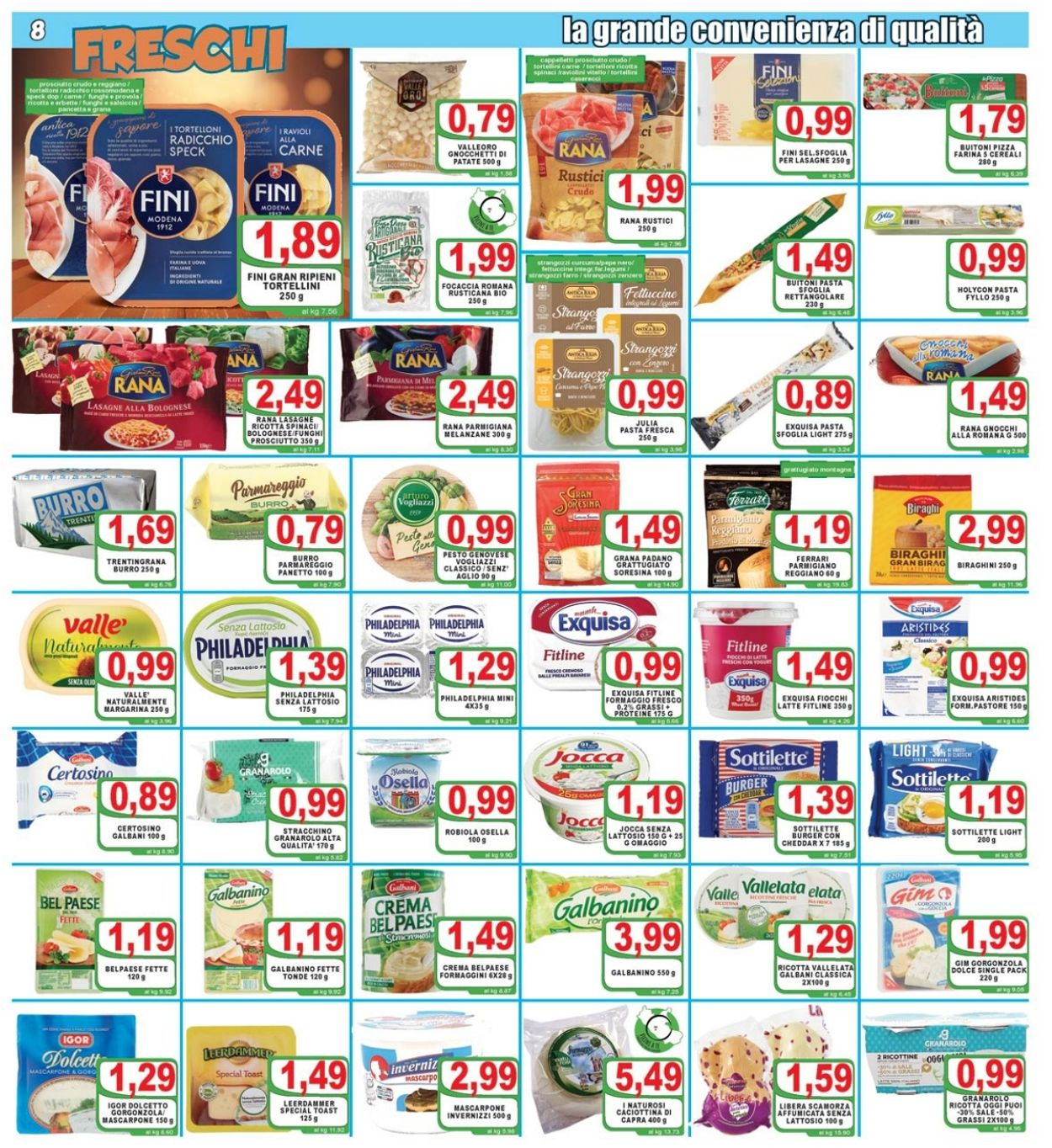 Volantino Top Supermercati - Offerte 10/10-20/10/2020 (Pagina 8)