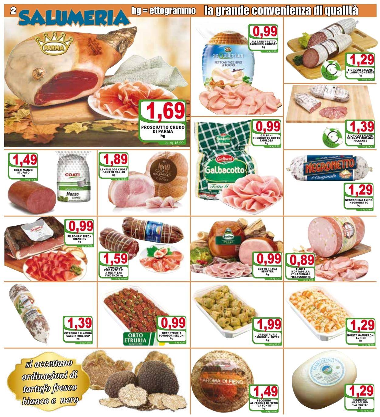 Volantino Top Supermercati - Offerte 21/10-28/10/2020 (Pagina 2)