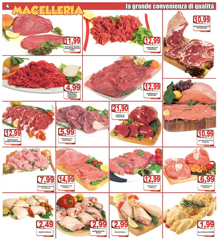 Volantino Top Supermercati - Offerte 29/10-05/11/2020 (Pagina 4)