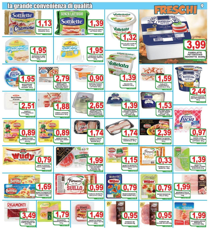 Volantino Top Supermercati - Offerte 29/10-05/11/2020 (Pagina 9)
