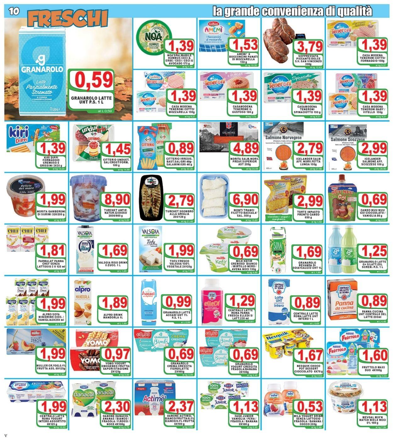 Volantino Top Supermercati - Offerte 29/10-05/11/2020 (Pagina 10)