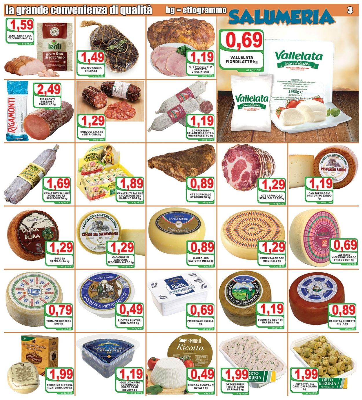 Volantino Top Supermercati - Offerte 06/11-16/11/2020 (Pagina 3)