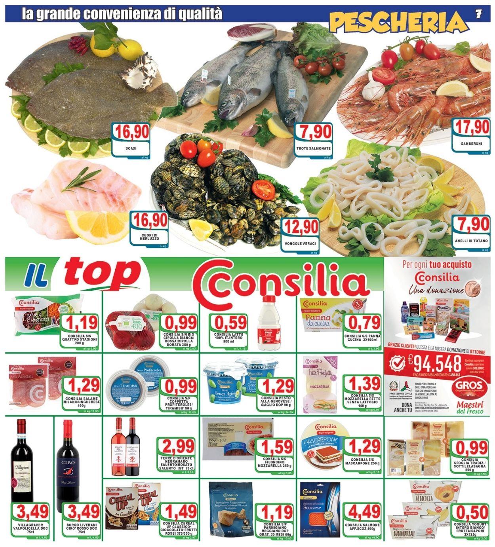 Volantino Top Supermercati - Offerte 17/11-24/11/2020 (Pagina 7)