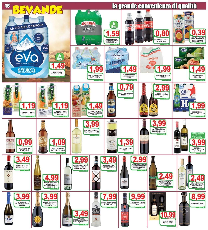 Volantino Top Supermercati - Offerte 17/11-24/11/2020 (Pagina 18)