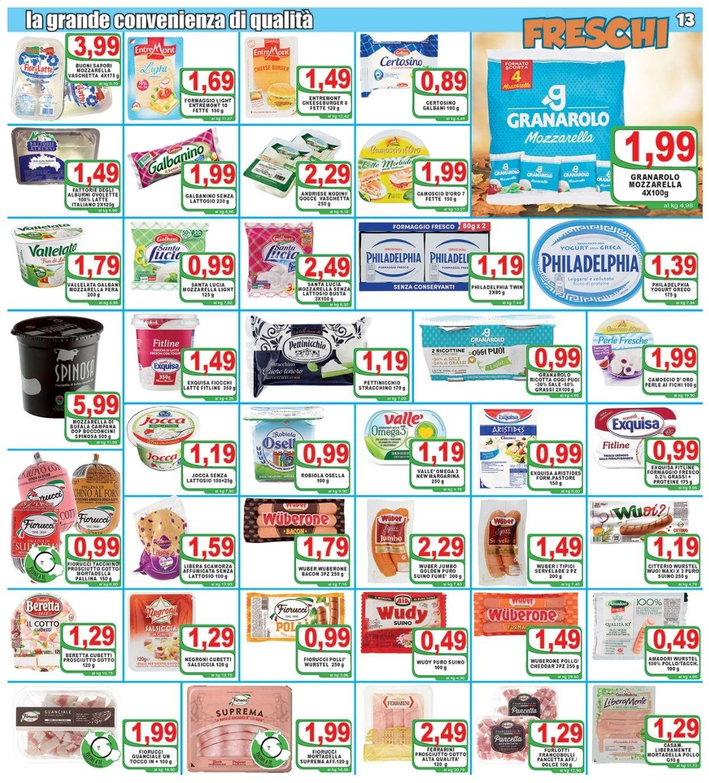 Volantino Top Supermercati - Black Friday 2020 - Offerte 25/11-02/12/2020 (Pagina 13)