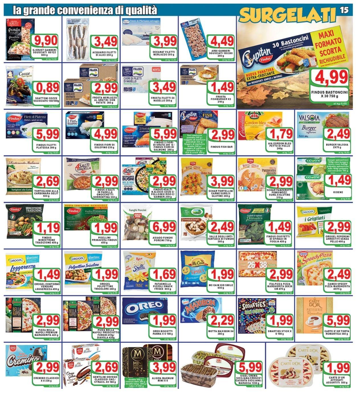 Volantino Top Supermercati - Black Friday 2020 - Offerte 25/11-02/12/2020 (Pagina 15)