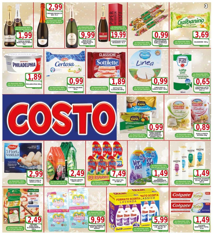 Volantino Top Supermercati - Natale 2020 - Offerte 03/12-12/12/2020 (Pagina 3)
