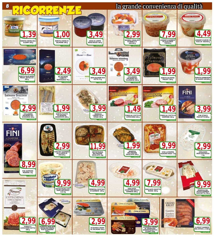 Volantino Top Supermercati - Natale 2020 - Offerte 03/12-12/12/2020 (Pagina 8)