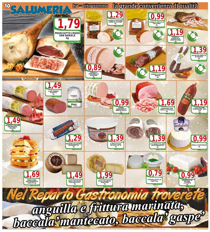 Volantino Top Supermercati - Natale 2020 - Offerte 03/12-12/12/2020 (Pagina 10)