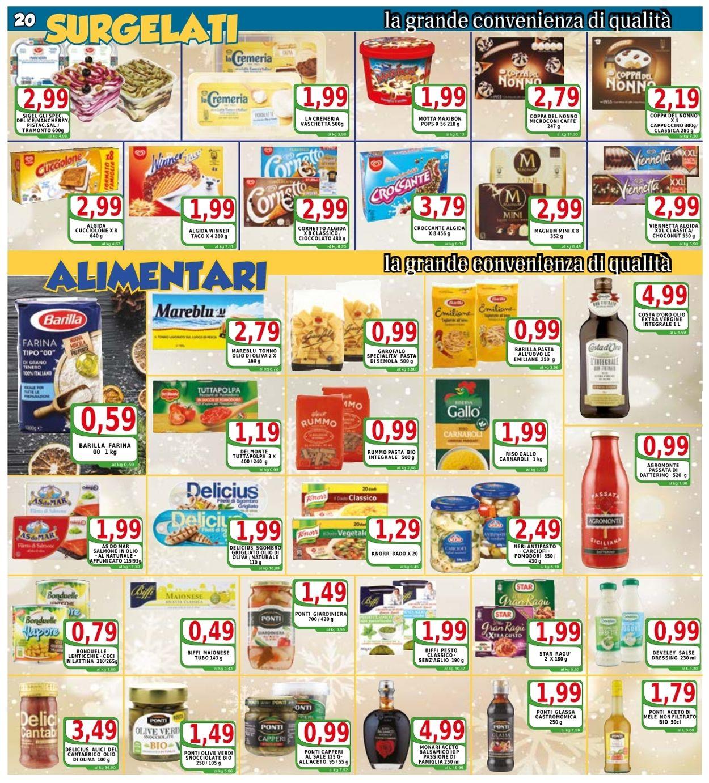 Volantino Top Supermercati - Natale 2020 - Offerte 03/12-12/12/2020 (Pagina 20)