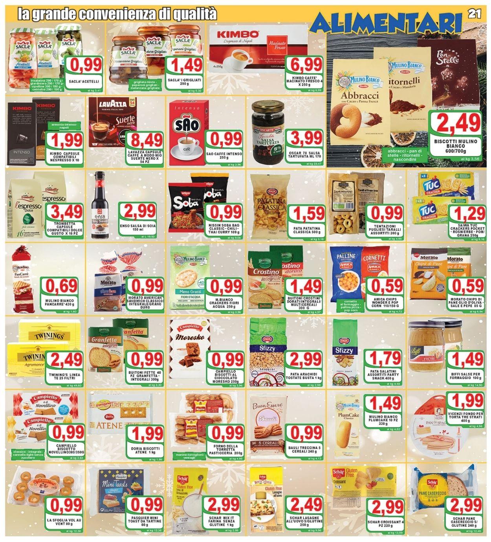 Volantino Top Supermercati - Natale 2020 - Offerte 13/12-24/12/2020 (Pagina 21)