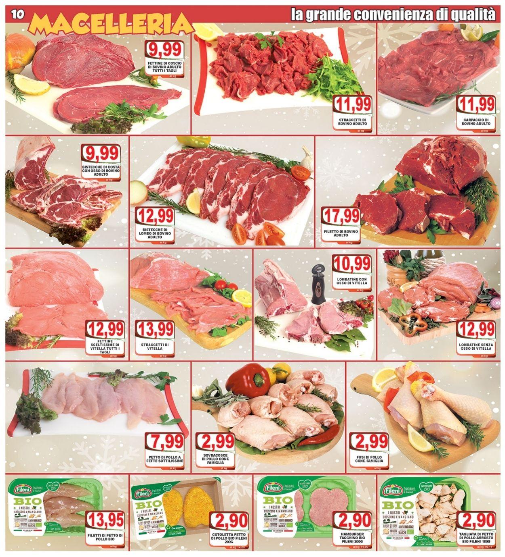 Volantino Top Supermercati - Offerte 27/12-06/01/2021 (Pagina 10)