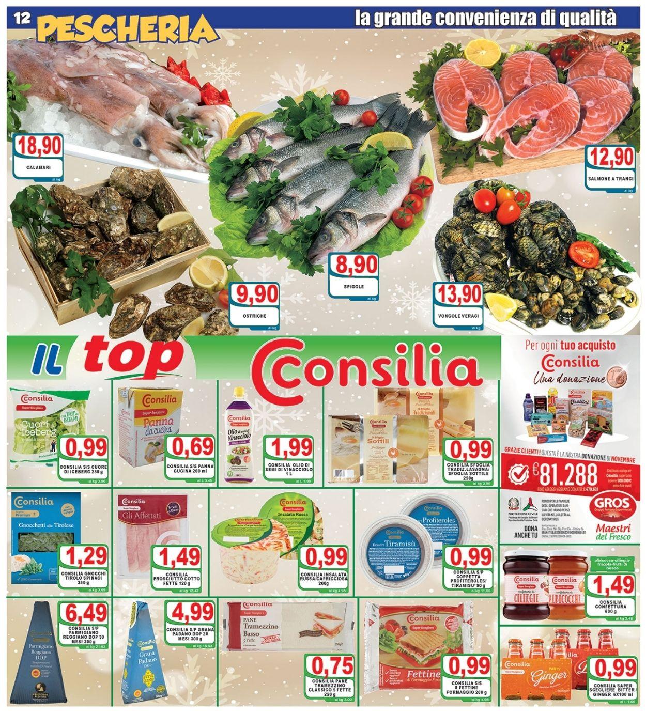 Volantino Top Supermercati - Offerte 27/12-06/01/2021 (Pagina 12)