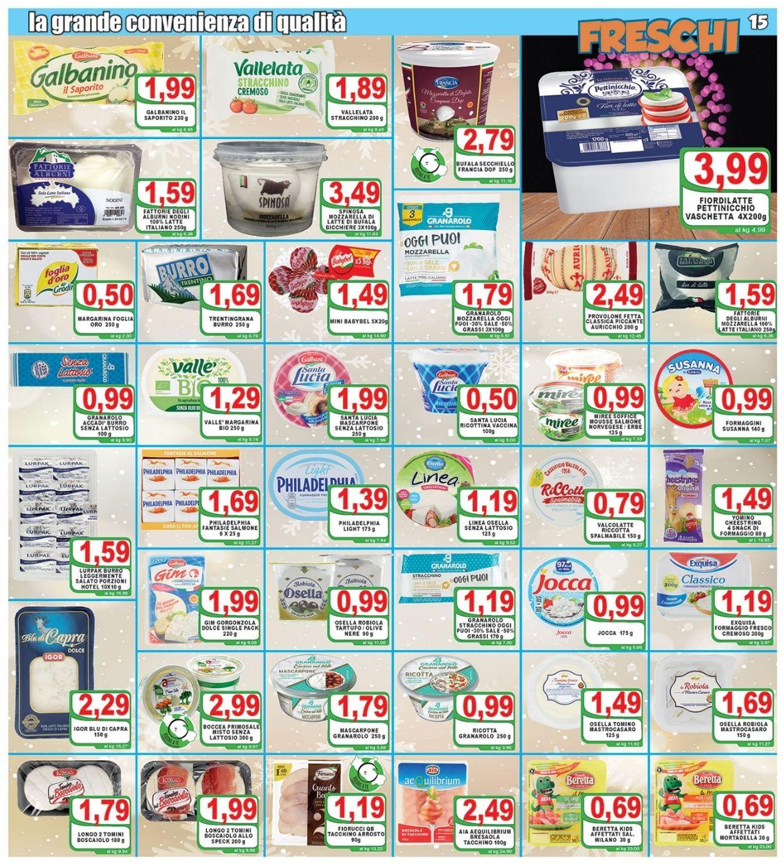 Volantino Top Supermercati - Offerte 27/12-06/01/2021 (Pagina 15)