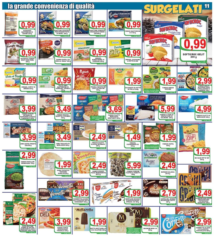 Volantino Top Supermercati - Offerte 20/01-28/01/2021 (Pagina 11)