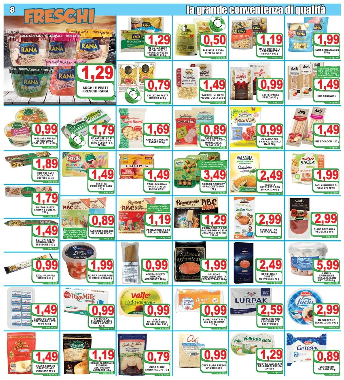 Volantino Top Supermercati - Offerte 29/01-09/02/2021 (Pagina 8)