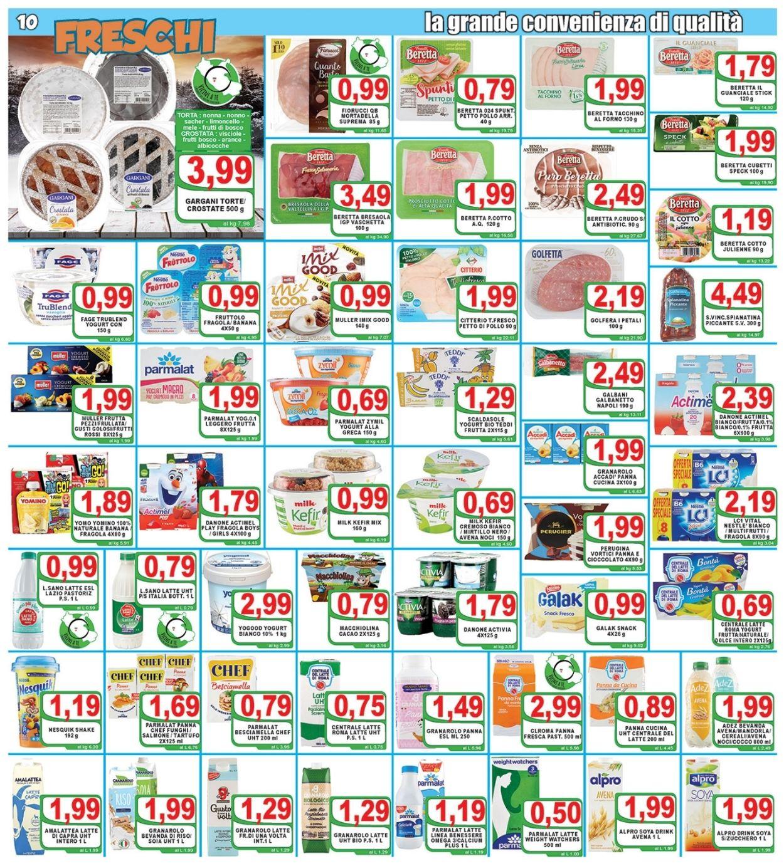 Volantino Top Supermercati - Offerte 29/01-09/02/2021 (Pagina 10)