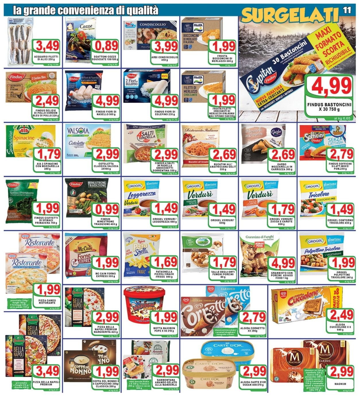 Volantino Top Supermercati - Offerte 29/01-09/02/2021 (Pagina 11)