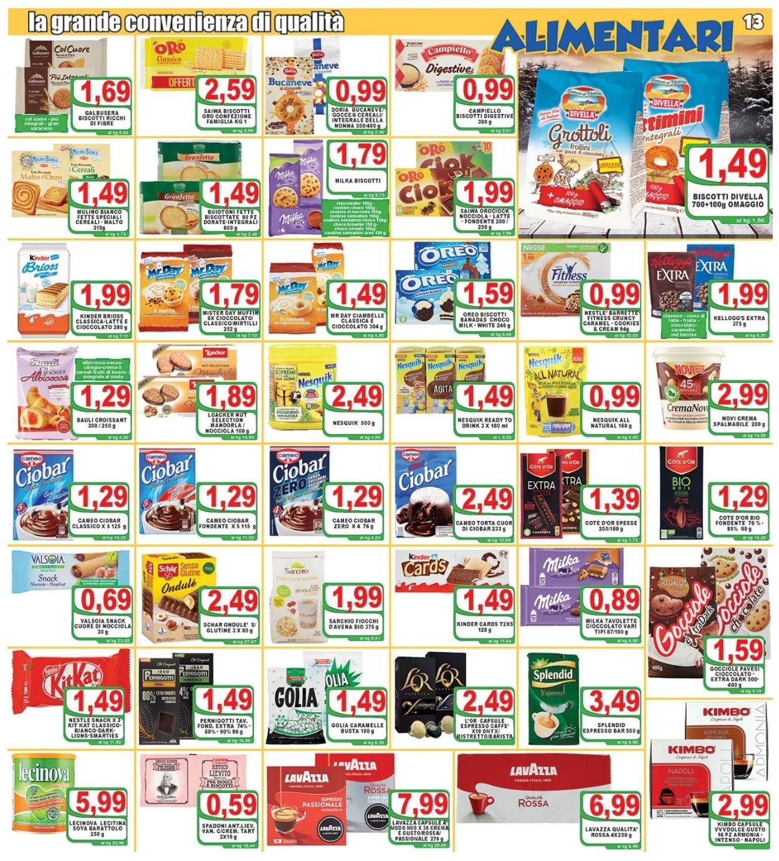 Volantino Top Supermercati - Offerte 29/01-09/02/2021 (Pagina 13)