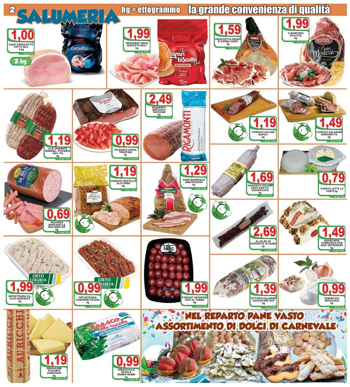 Volantino Top Supermercati - Offerte 10/02-18/02/2021 (Pagina 2)