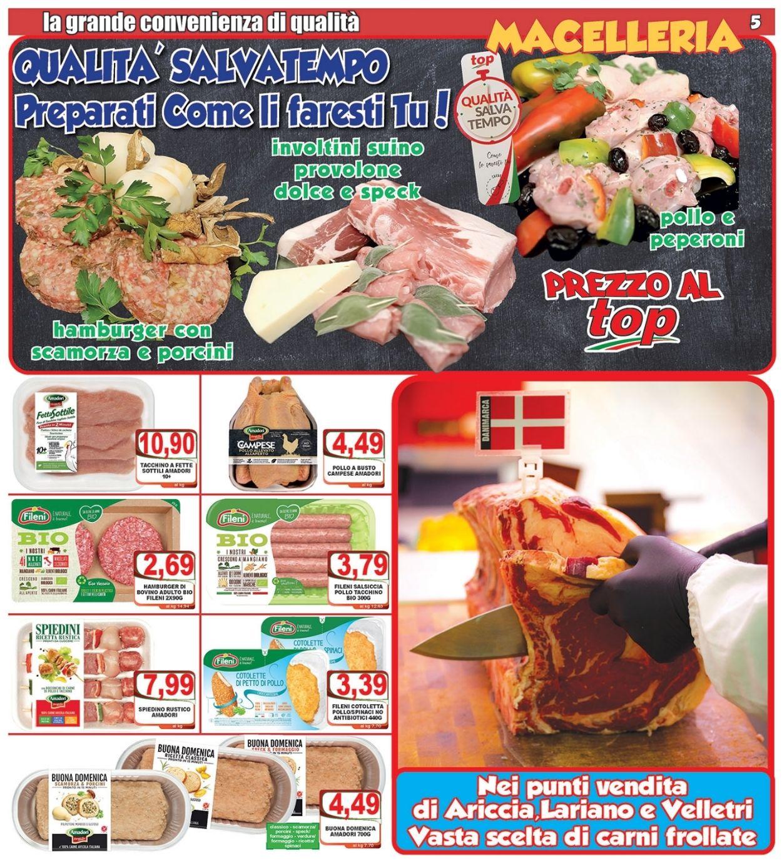 Volantino Top Supermercati - Offerte 10/02-18/02/2021 (Pagina 5)