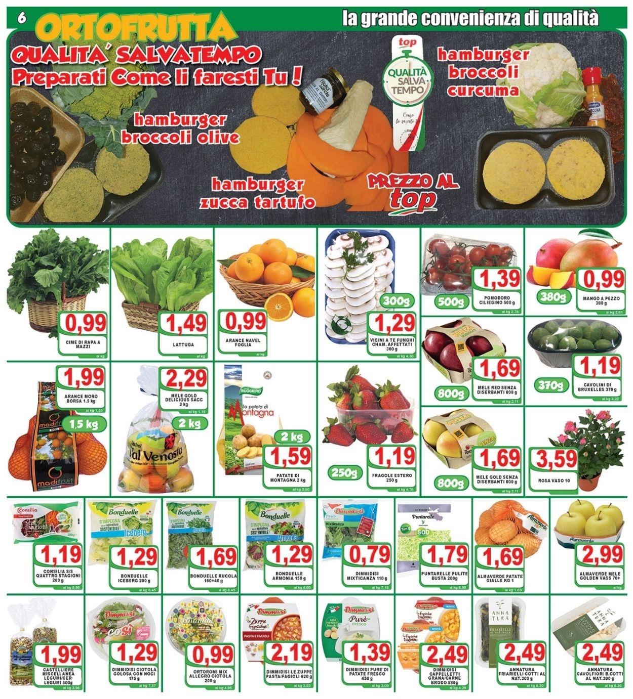 Volantino Top Supermercati - Offerte 10/02-18/02/2021 (Pagina 6)
