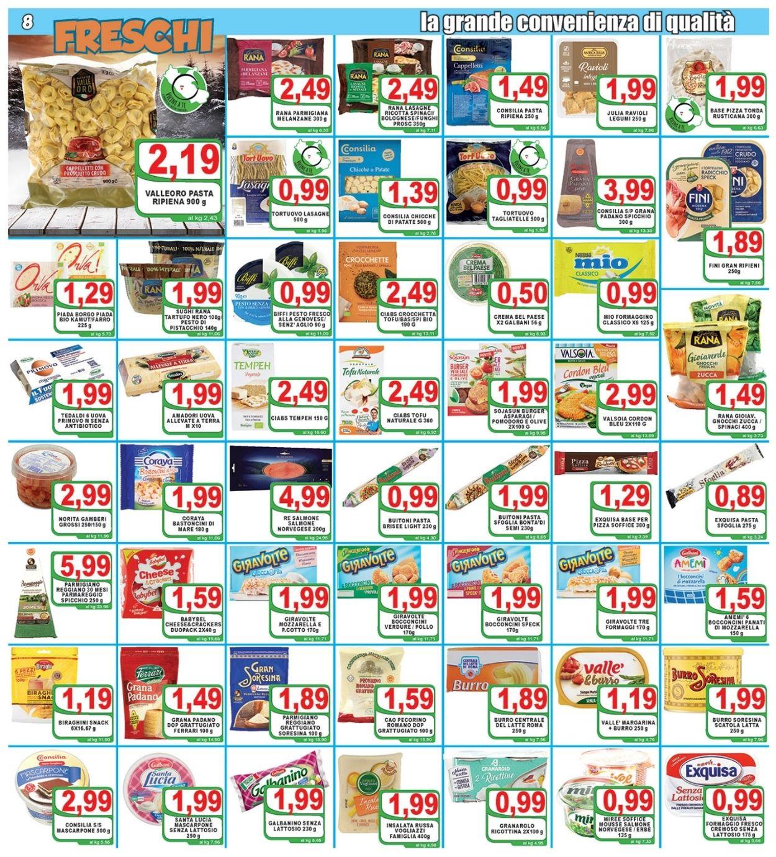 Volantino Top Supermercati - Offerte 10/02-18/02/2021 (Pagina 8)