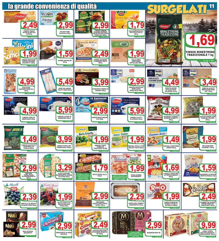 Volantino Top Supermercati - Offerte 10/02-18/02/2021 (Pagina 11)
