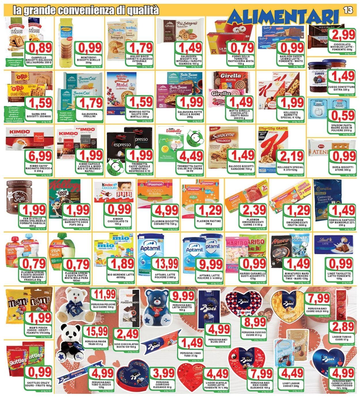 Volantino Top Supermercati - Offerte 10/02-18/02/2021 (Pagina 13)