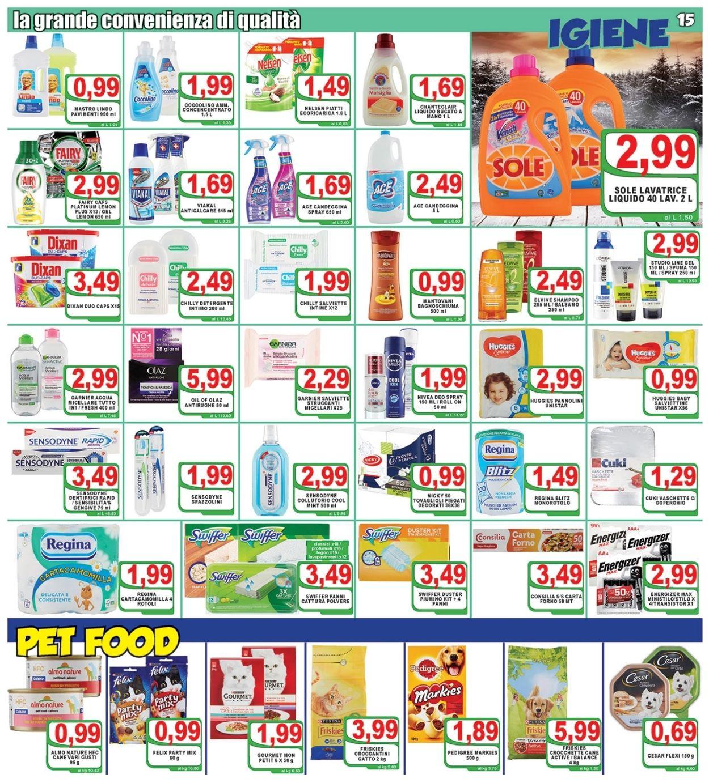 Volantino Top Supermercati - Offerte 10/02-18/02/2021 (Pagina 15)