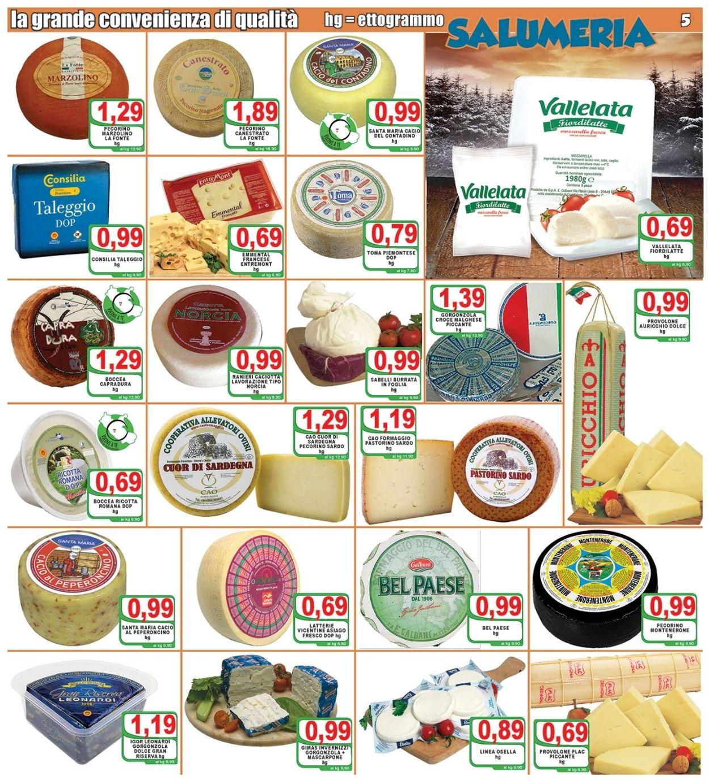Volantino Top Supermercati - Offerte 19/02-02/03/2021 (Pagina 5)