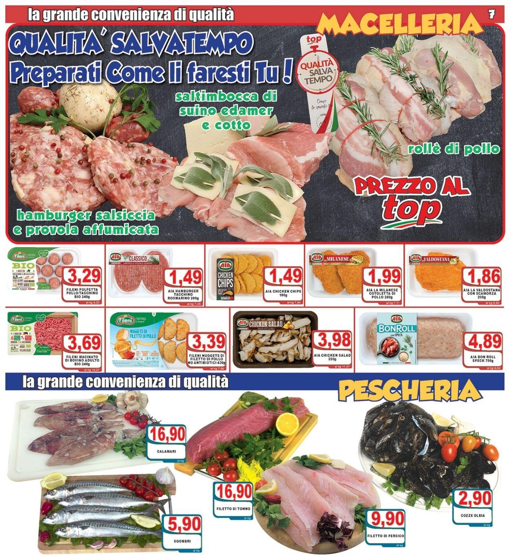 Volantino Top Supermercati - Offerte 19/02-02/03/2021 (Pagina 7)
