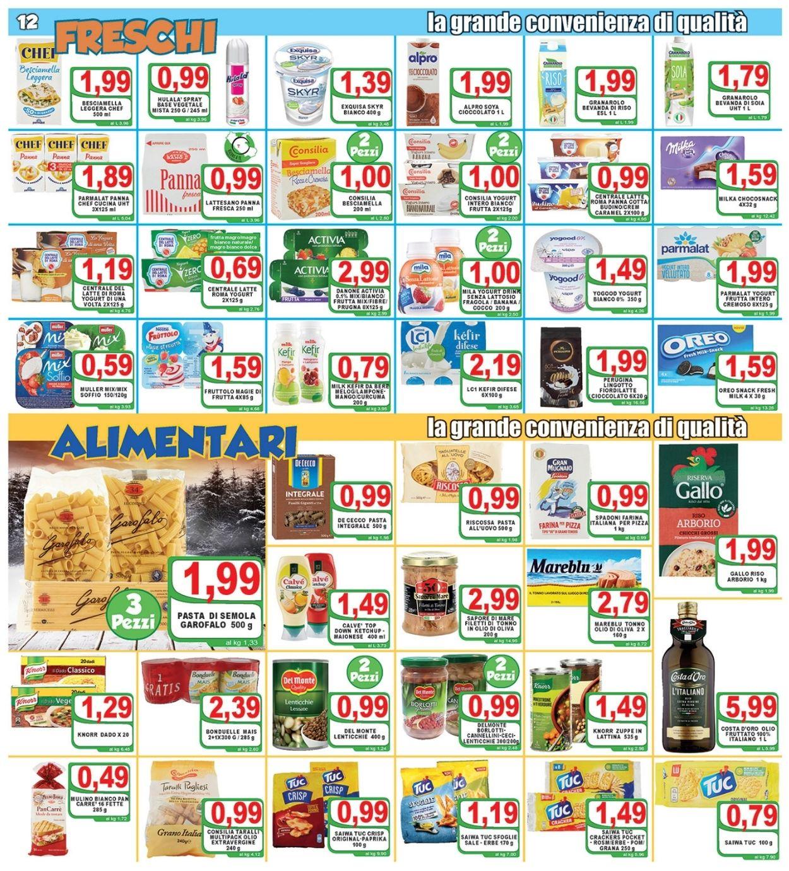 Volantino Top Supermercati - Offerte 19/02-02/03/2021 (Pagina 12)