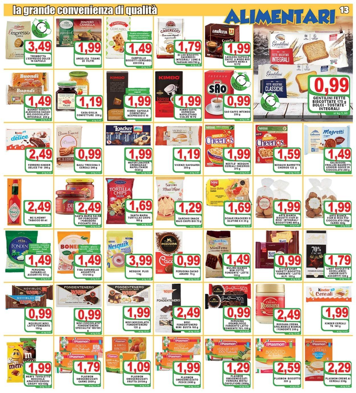 Volantino Top Supermercati - Offerte 19/02-02/03/2021 (Pagina 13)