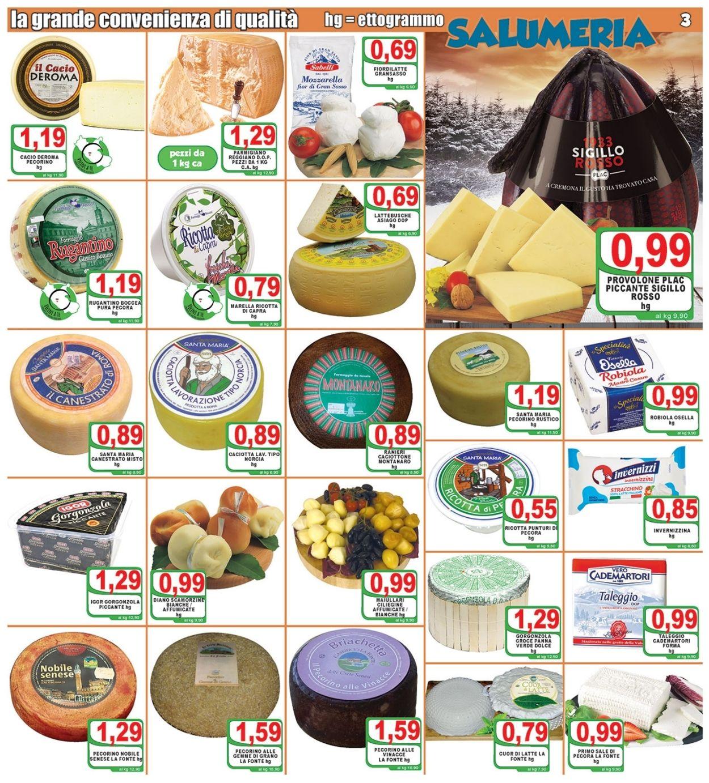 Volantino Top Supermercati - Offerte 03/03-11/03/2021 (Pagina 3)