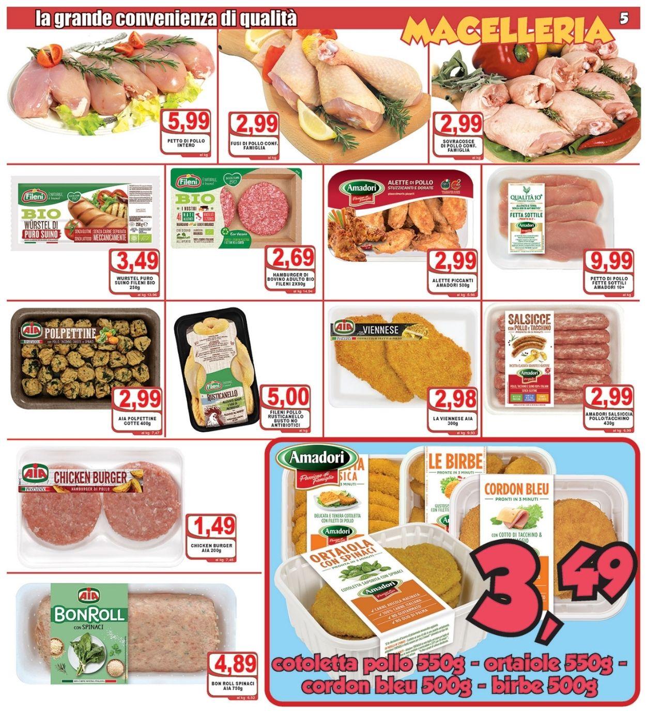 Volantino Top Supermercati - Offerte 03/03-11/03/2021 (Pagina 5)