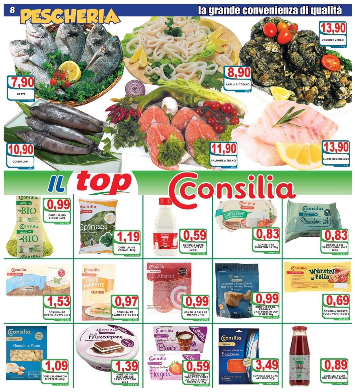 Volantino Top Supermercati - Offerte 03/03-11/03/2021 (Pagina 8)