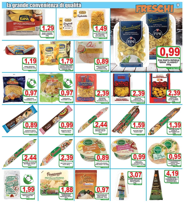 Volantino Top Supermercati - Offerte 03/03-11/03/2021 (Pagina 9)