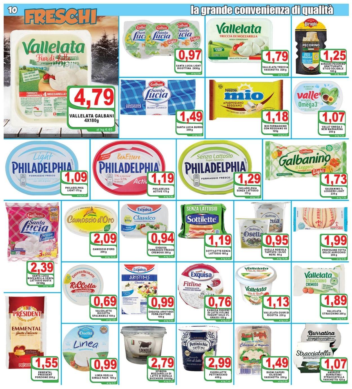 Volantino Top Supermercati - Offerte 03/03-11/03/2021 (Pagina 10)