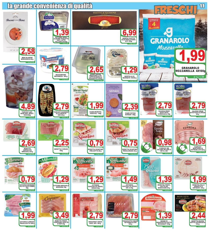 Volantino Top Supermercati - Offerte 03/03-11/03/2021 (Pagina 11)