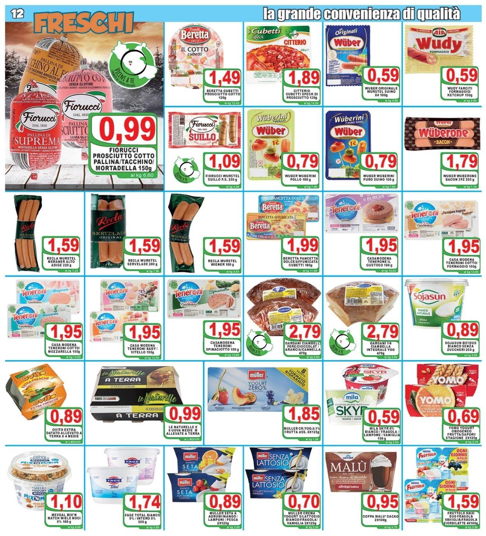 Volantino Top Supermercati - Offerte 03/03-11/03/2021 (Pagina 12)