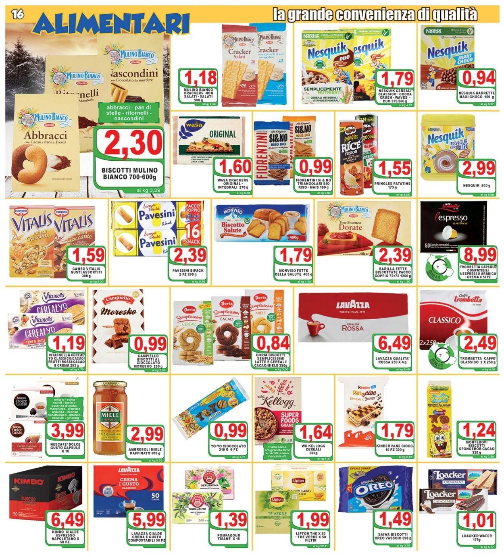 Volantino Top Supermercati - Offerte 03/03-11/03/2021 (Pagina 16)